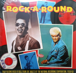 LP / VA ✦✦ THE ROCK-A-ROUND ✦✦ Hair-Raising Rock'n'Roll 1958-1960